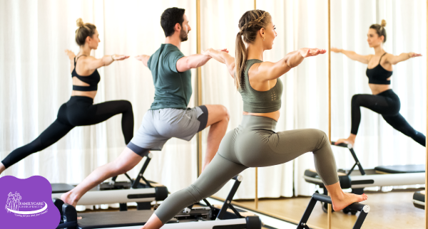 Pilates Reformer Family Care Chiropractic
